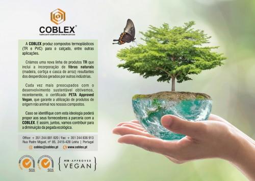 COBLEX: PETA - Approved Vegan
